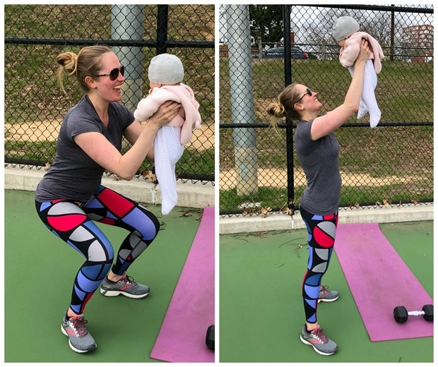 stroller strong moms dc workout
