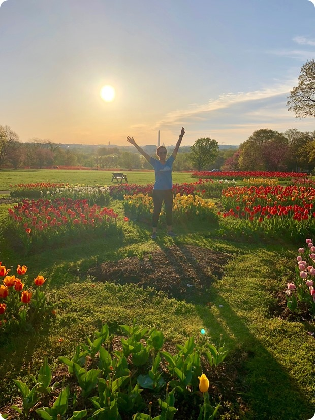 virginia tulip run