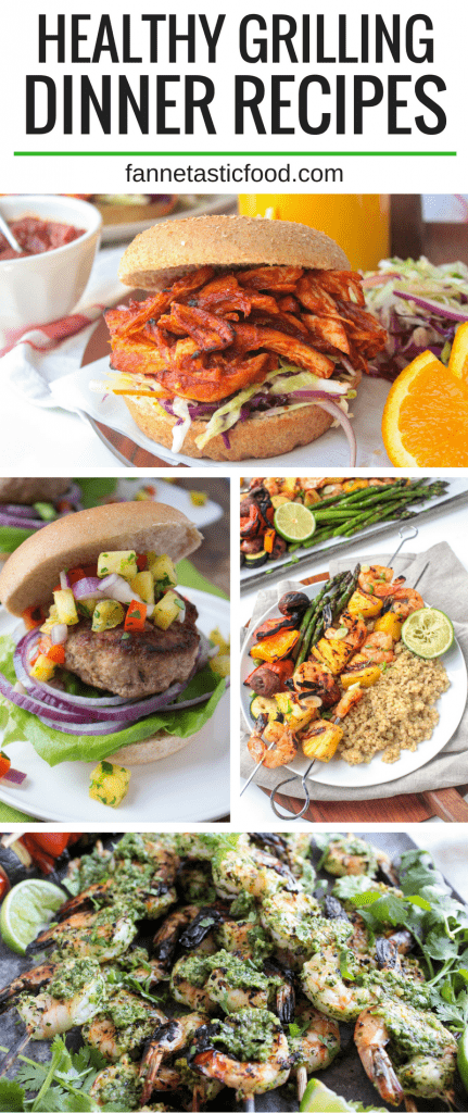 healthy grilling recipes for summer