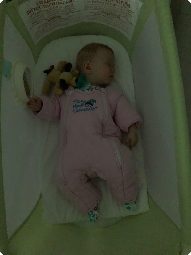 merlin sleep suit baby magic