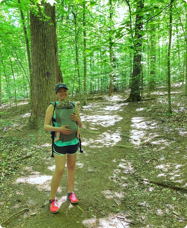 northern virginia baby-friendly hike