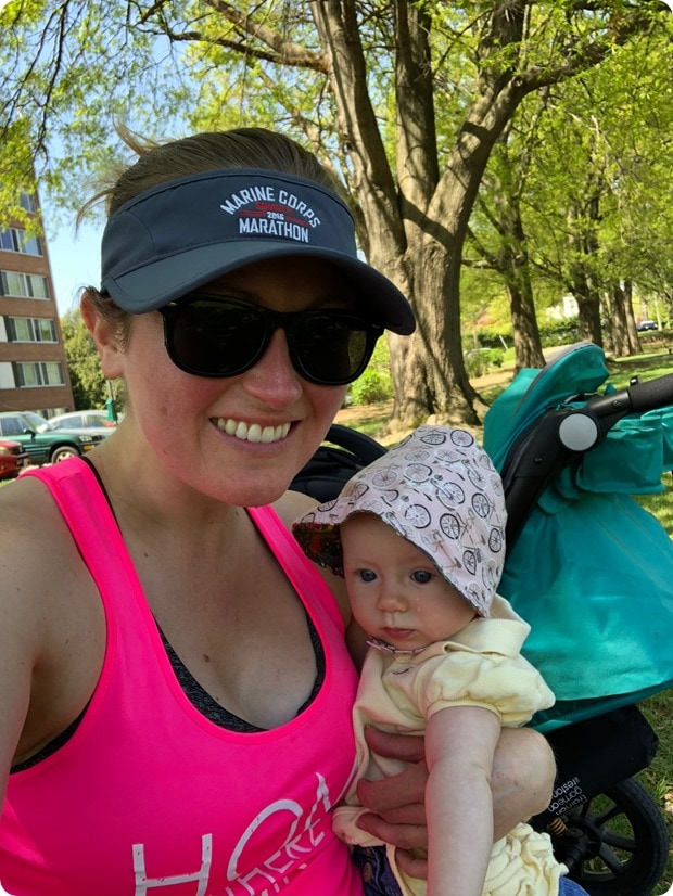 stroller workout fail