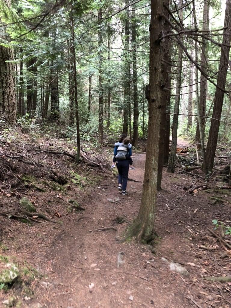 anacortes hiking