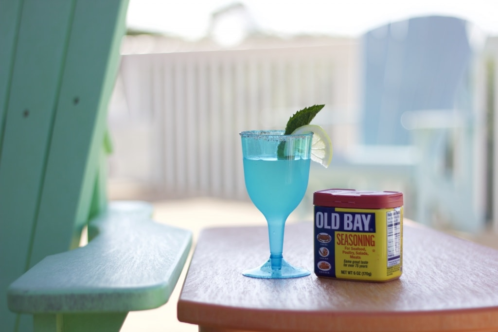 old bay lemonade