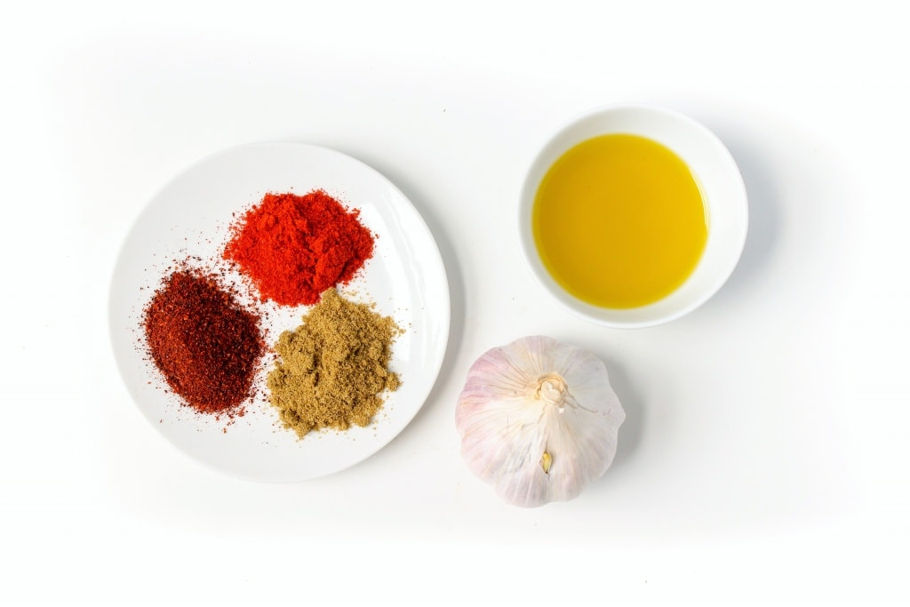 fajita seasoning ingredients