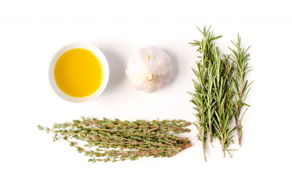 garlic herb seasoning ingredients