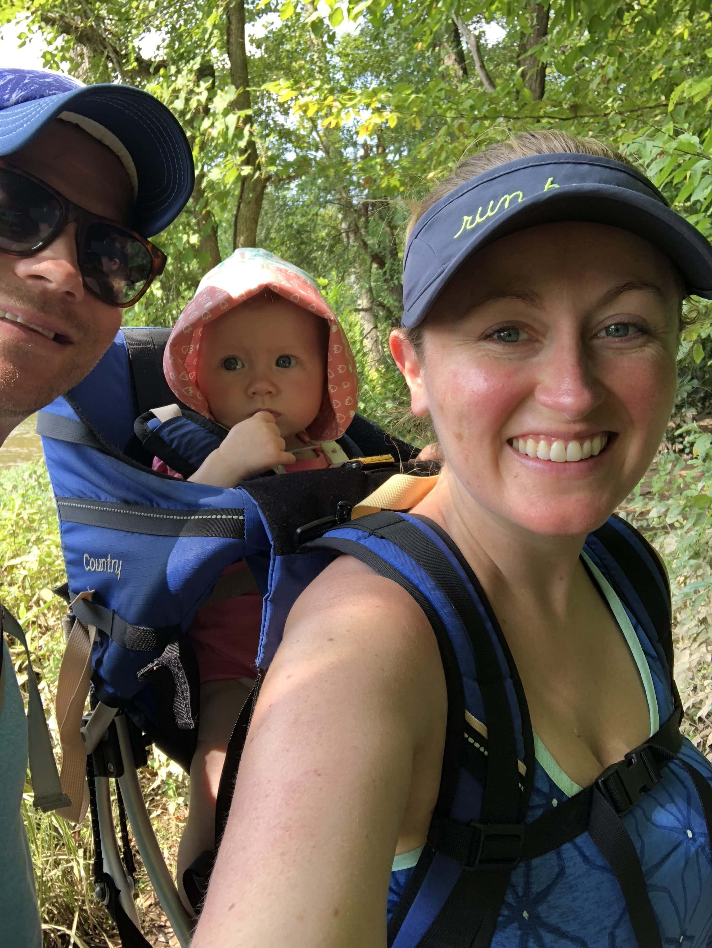 Baby Hiking Adventures - fANNEtastic food  b10bce84a5a
