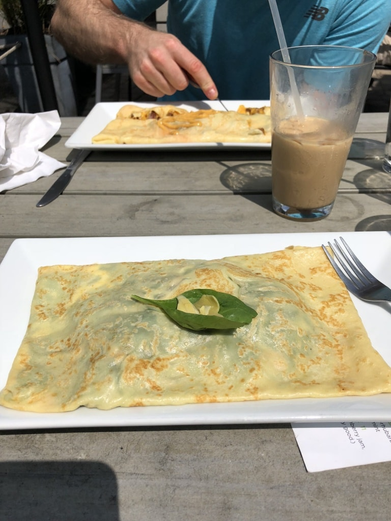 clifton cafe lunch crepes