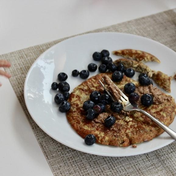 baby led weaning breakfast ideas