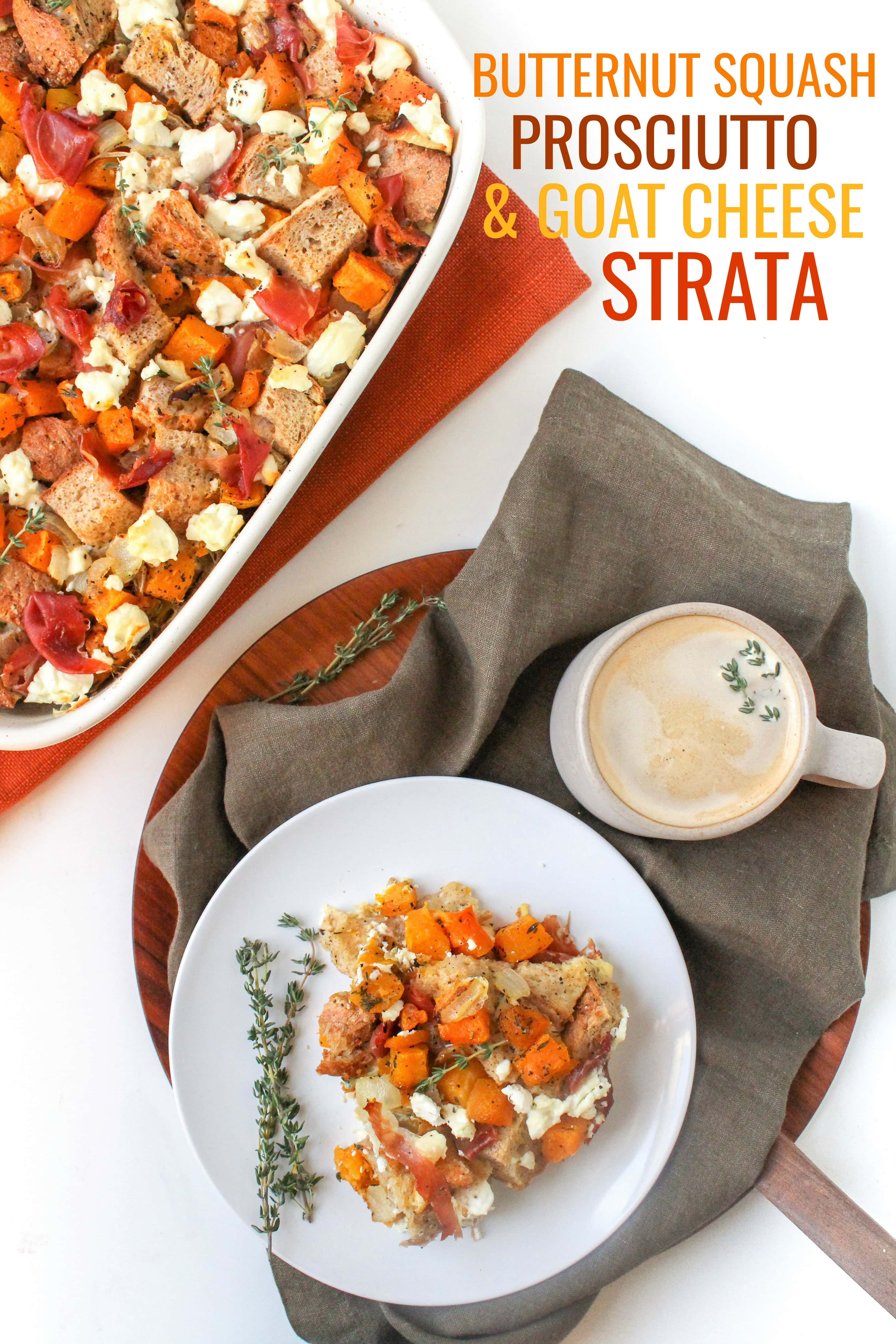butternut strata recipe healthy