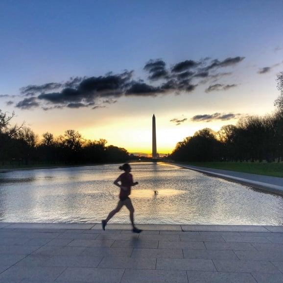 sunrise run DC