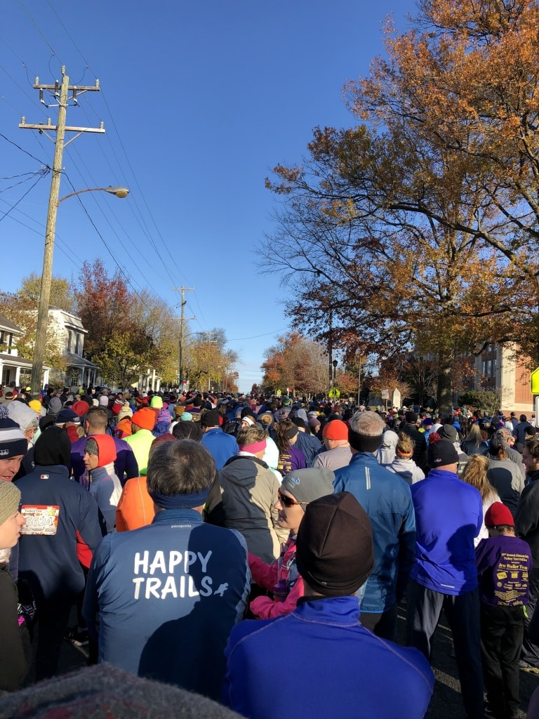 del ray turkey trot review
