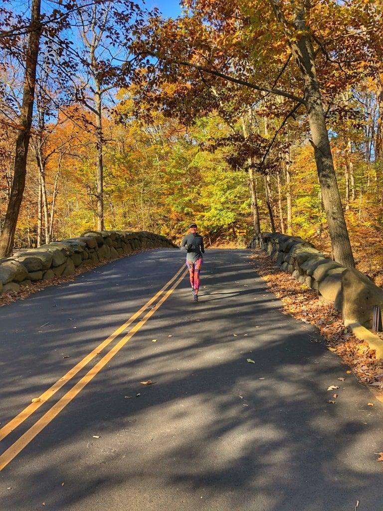 rock creek fall colors run
