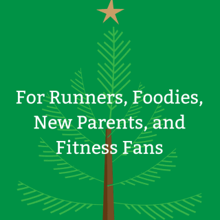 holiday gift guide for runners fitness fans foodies