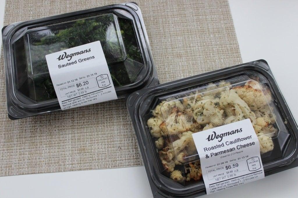 wegmans prepared foods