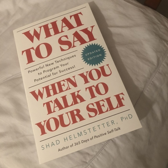 what to say when you talk to yourself book
