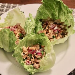 healthy lettuce wraps