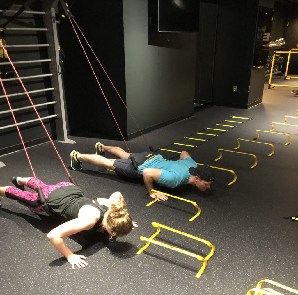 pulse house of fitness review dc