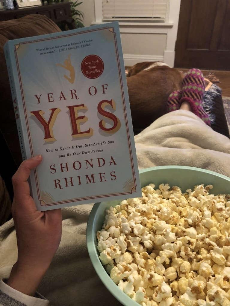 year of yes shonda rhimes review