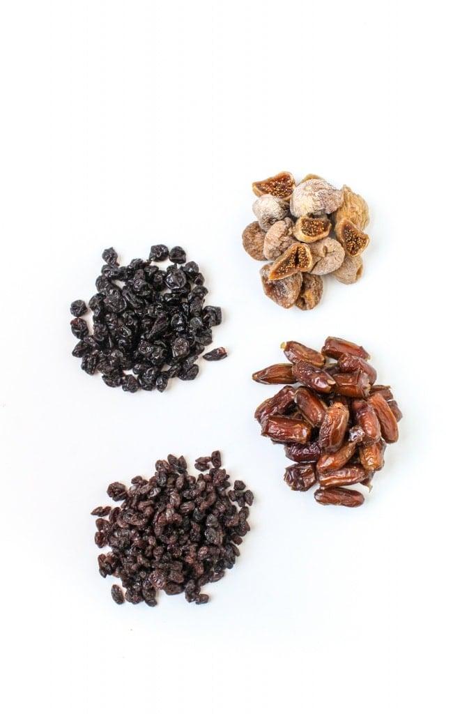 basic no bake energy ball formula recipe fruit ingredients