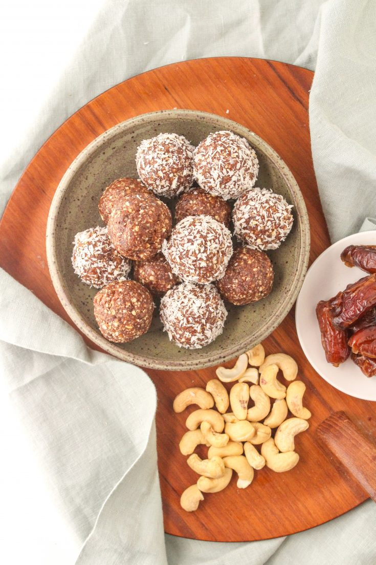Basic No Bake Energy Ball Recipe Formula