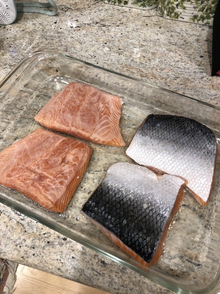 how to make salmon easy baked recipe