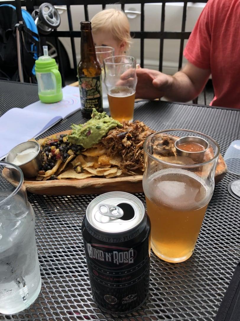 nachos beer screwtop