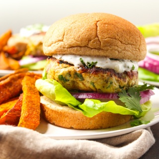 curry turkey burgers easy recipe