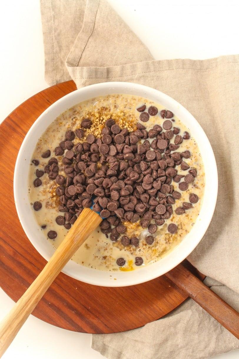 dark chocolate quinoa bars gluten free