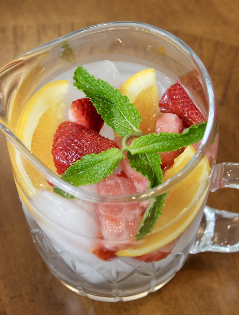 how to make water more tasty