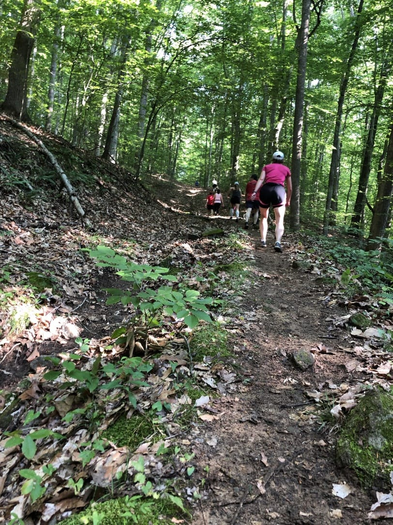 fountainhead trail race review recap