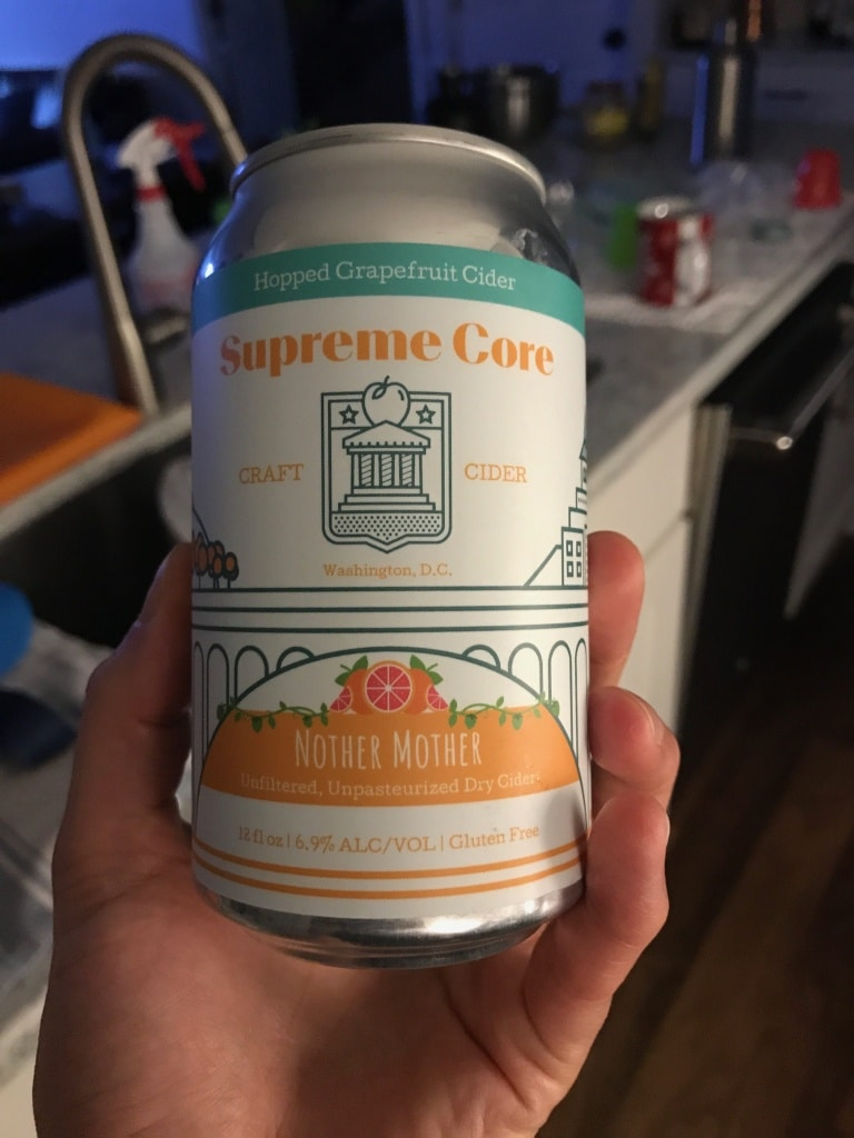 supreme core cider