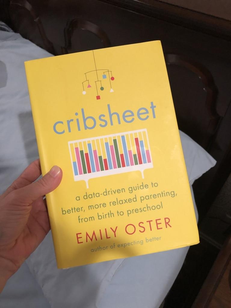 cribsheet book review