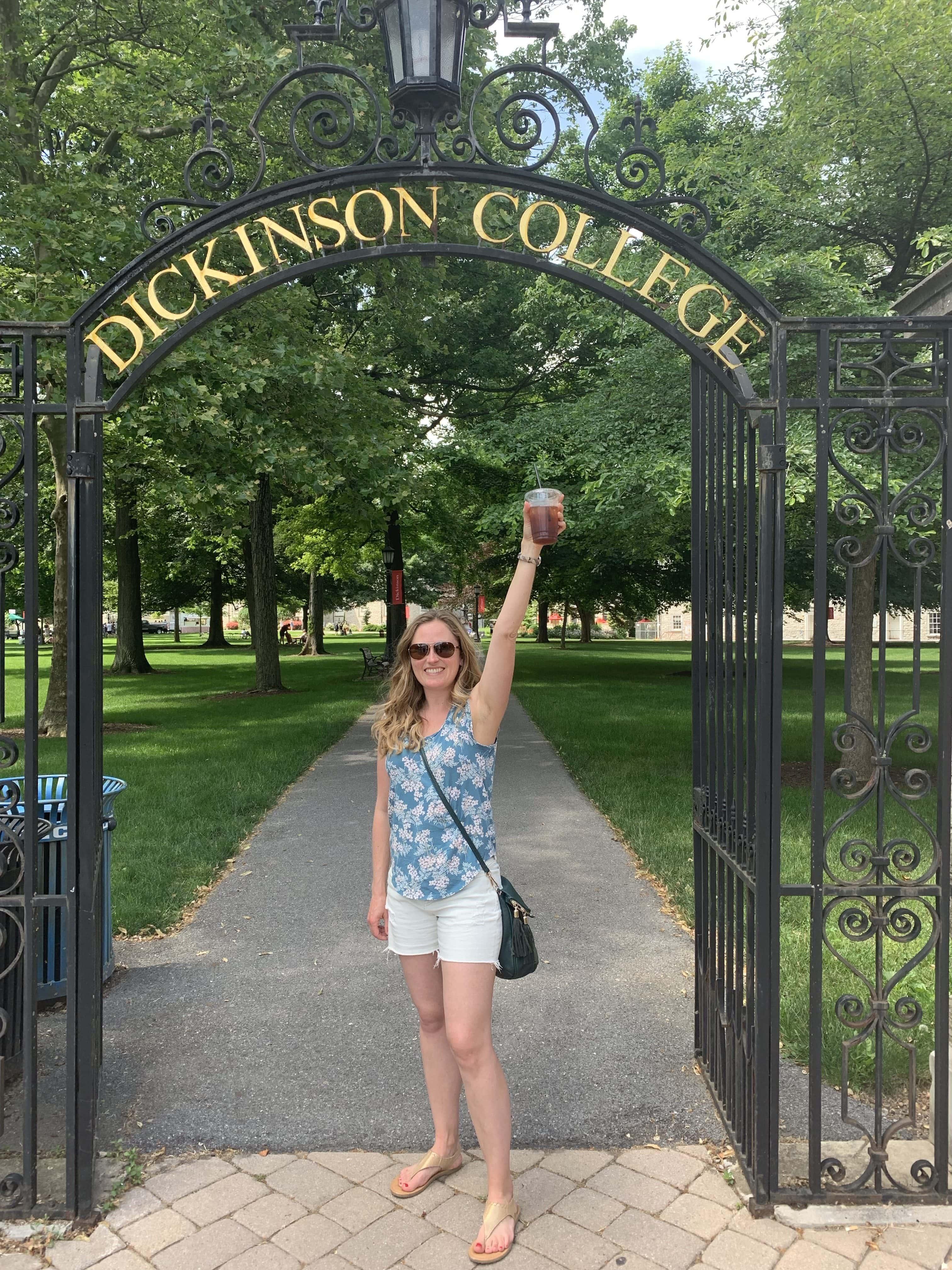 Dickinson College 15 Year Reunion Alumni Weekend