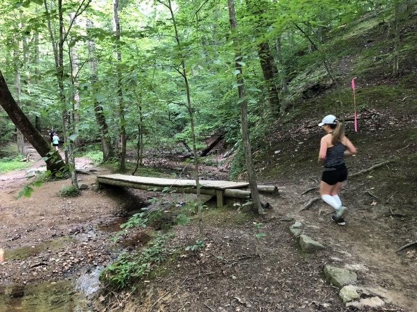 fountainhead trail race review