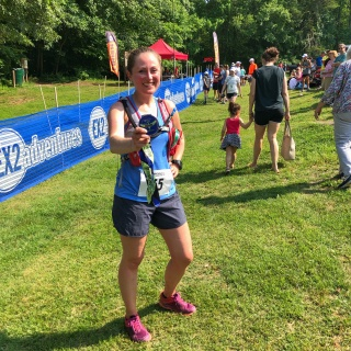 fountainhead 10k trail race recap