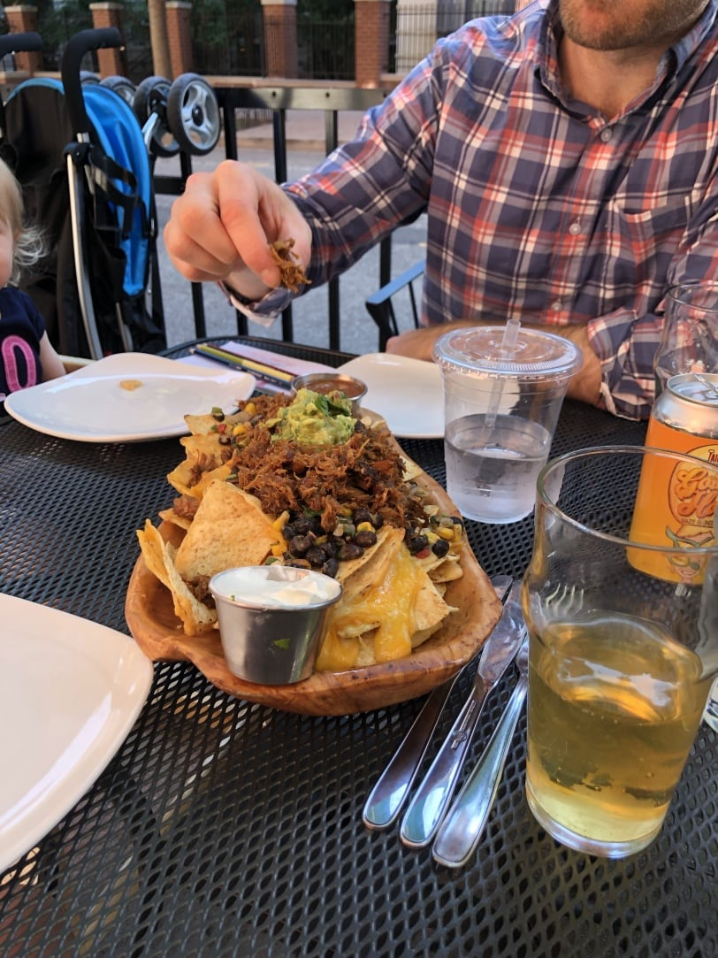 screwtop nachos clarendon