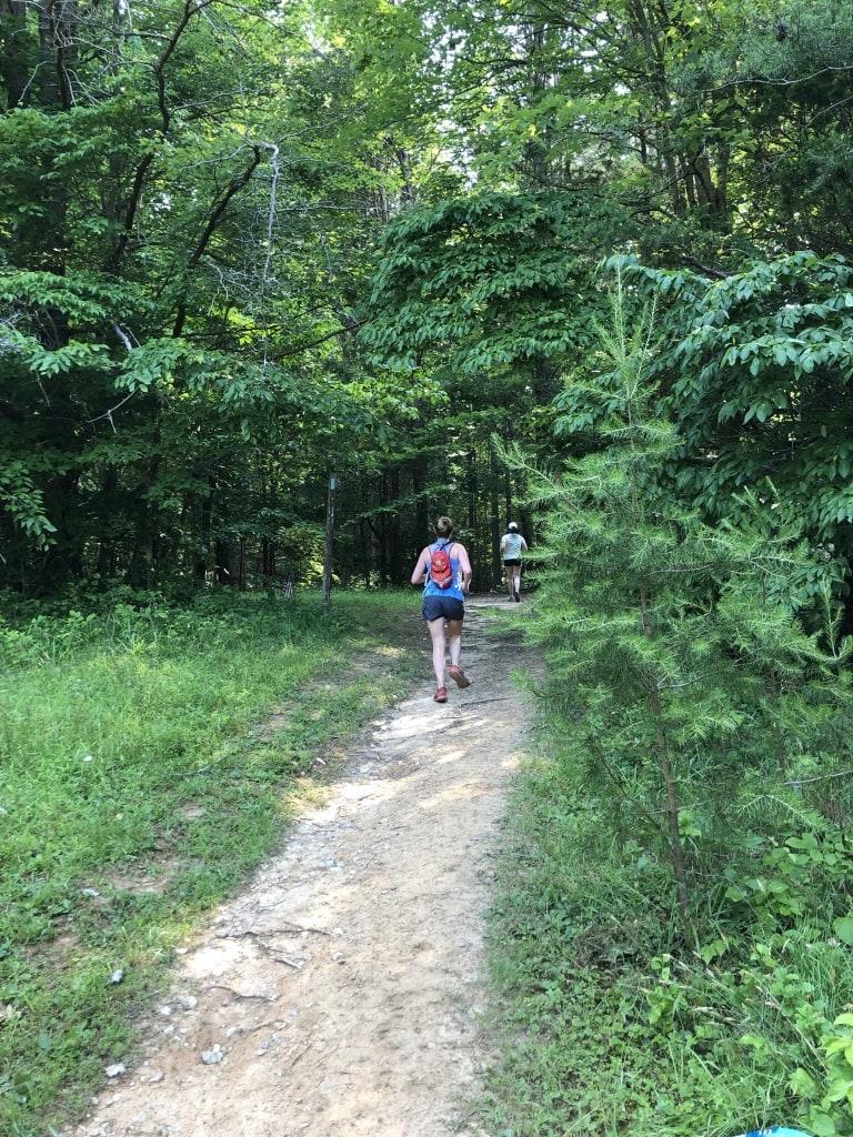 ex2 adventures trail race review