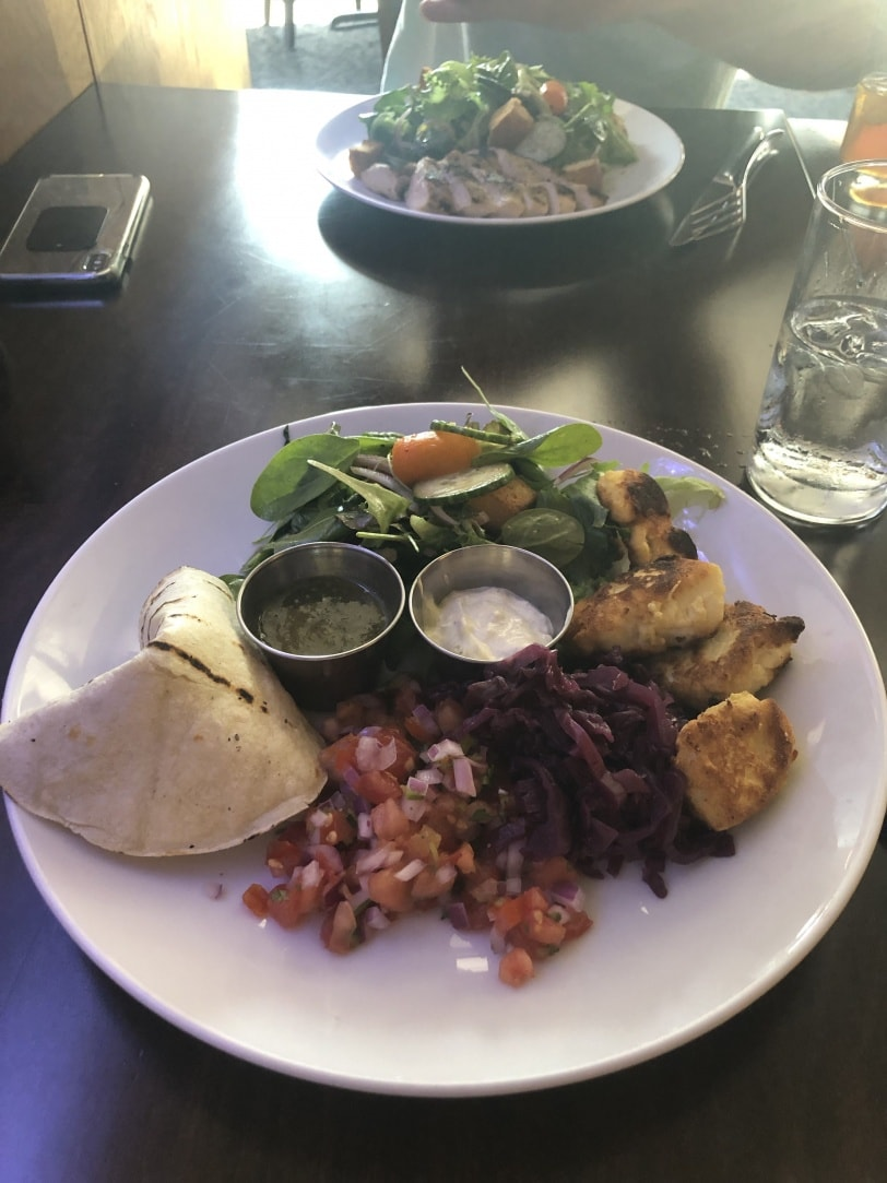 old port sea grill portland maine lunch