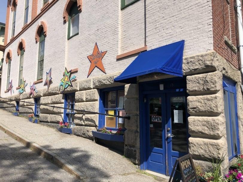 starlight cafe bath maine