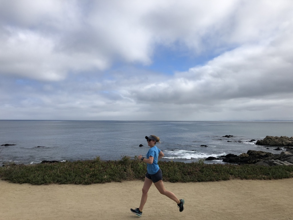 monterey california running