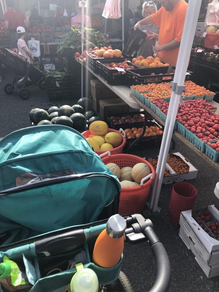 farmers market del ray