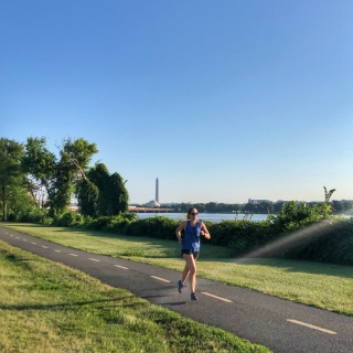 running mt vernon trail