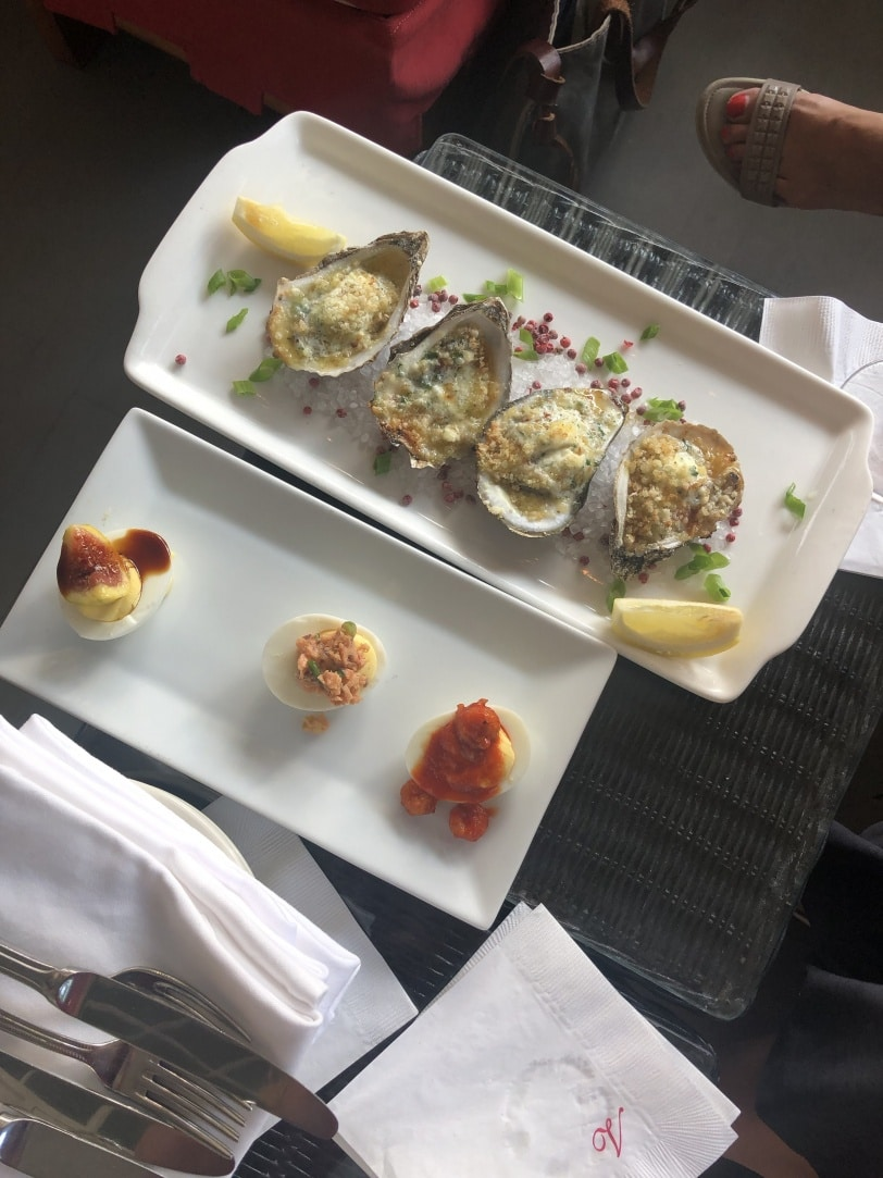 virginia hotel cape may appetizers