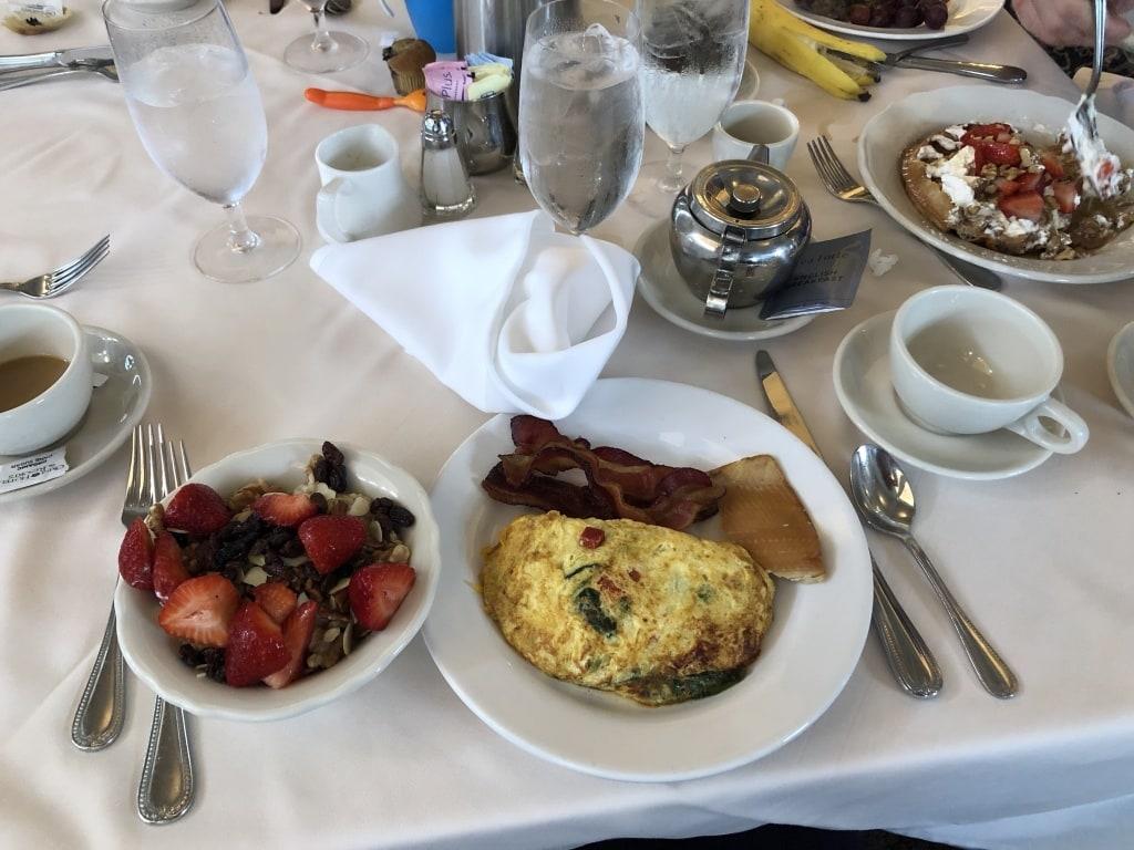 the homestead breakfast buffet