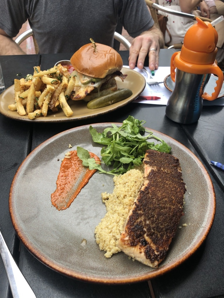 virtue feed and grain alexandria lunch