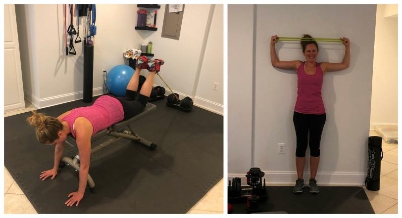 capital energy training workout dc