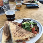 del ray beer garden dinner