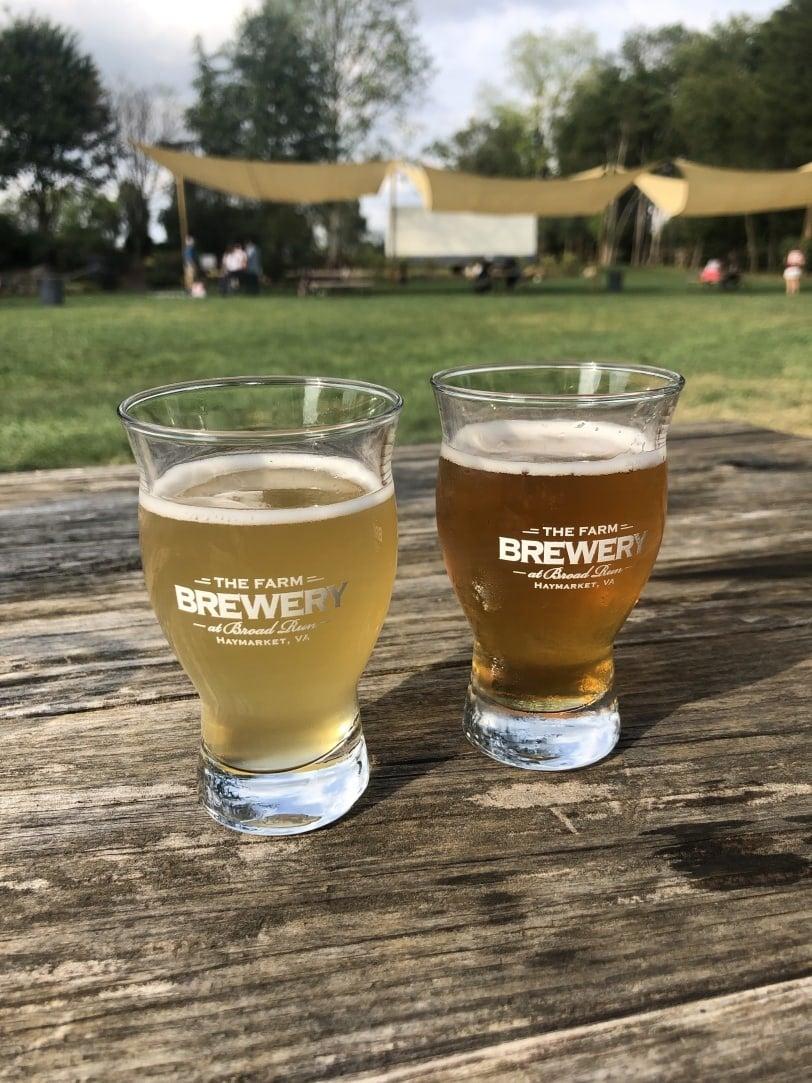 farm brewery at broad run