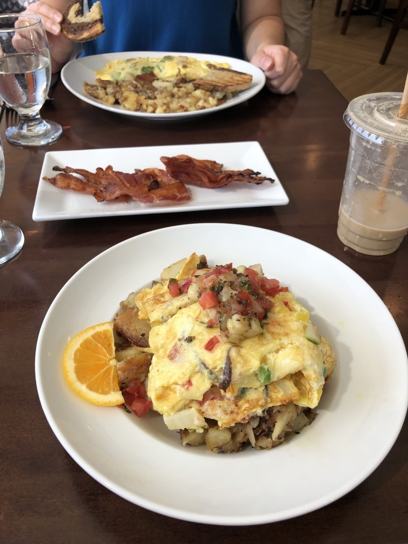 the pier house breakfast cape may